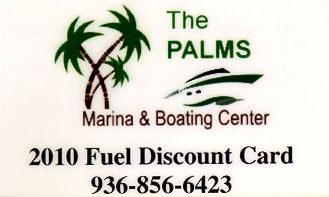 fuel discount card